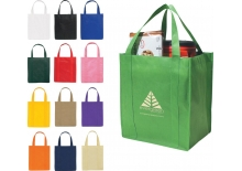 Non-woven bags and garment style