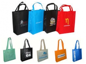 Non-woven bags and garment type often
